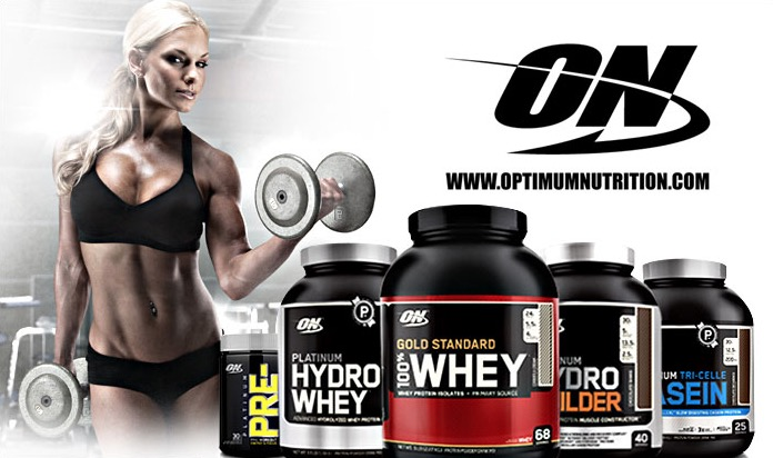 Optimum Nutrition - СВЕЖАЯ ПАРТИЯ !