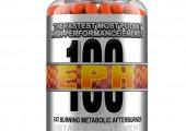 Hard Rock Supplements EPH- 100 MG ECA (100 капс.)