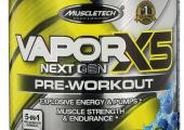 Muscletech Vapor X5 Pre-Workout (30 тренировок)